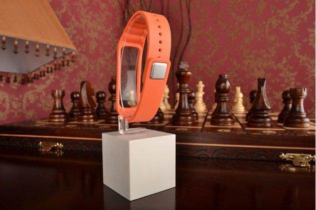 Фирменный сменный цветной ремешок для спортивного браслета Samsung Gear Fit. Цвет в ассортименте