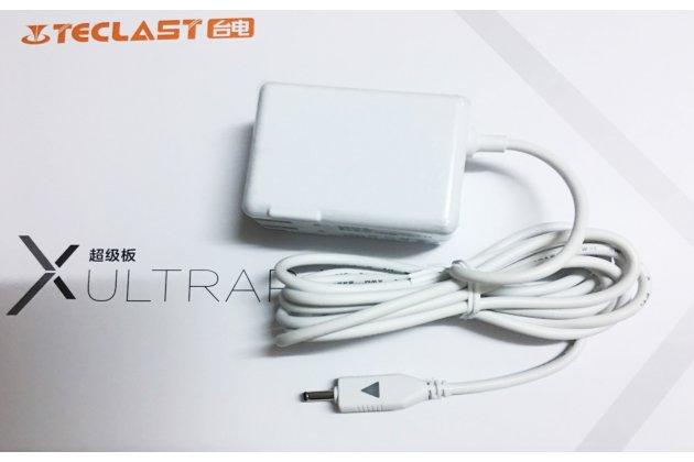 Фирменное оригинальное зарядное устройство от сети для планшета Teclast X3 Pro + гарантия