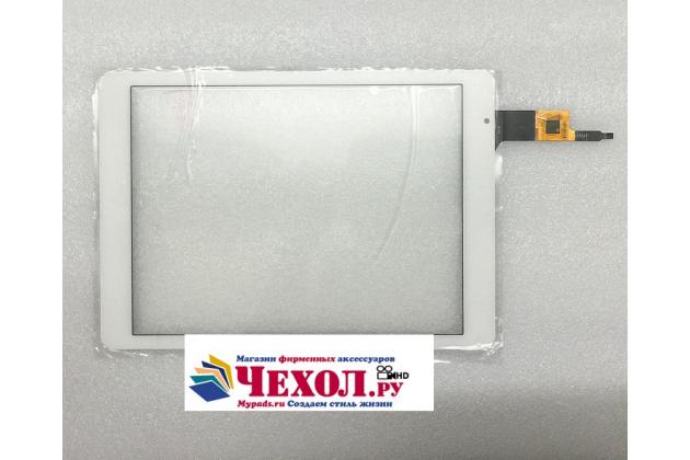 Фирменное сенсорное стекло-тачскрин на  Teclast P98 4G Octa Core белый и инструменты для вскрытия + гарантия
