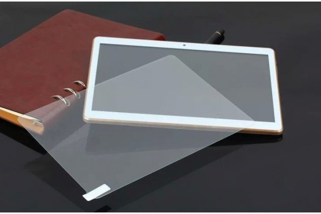 Фирменная оригинальная защитная пленка для планшета  Teclast X10/ Teclast T98/ Teclast T98 4G глянцевая
