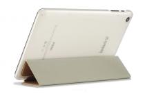 Фирменный эксклюзивный необычный чехол-футляр для Teclast P80H/X80/X80 Plus/P80/X80 Pro золотой