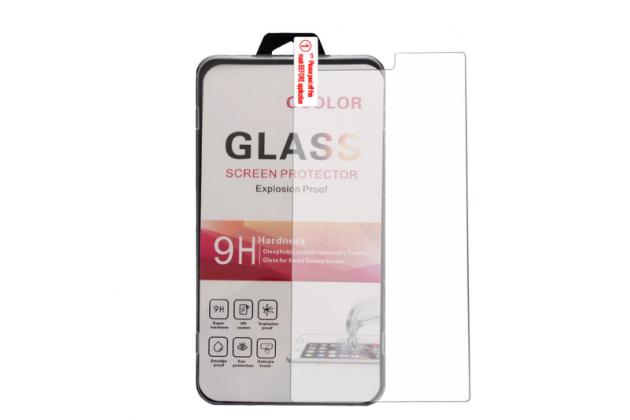 """Фирменное защитное закалённое противоударное стекло премиум-класса из качественного японского материала с олеофобным покрытием для телефона THL T7"""""""