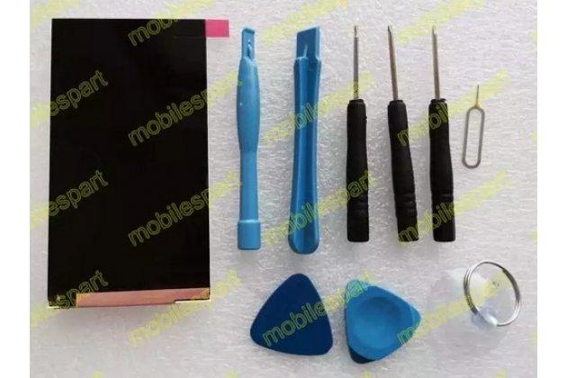Фирменный LCD-ЖК-сенсорный дисплей-экран-стекло с тачскрином на телефон THL T12 черный + гарантия