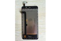 """Фирменный LCD-ЖК-сенсорный дисплей-экран-стекло с тачскрином на телефон ThL W200"""" черный"""