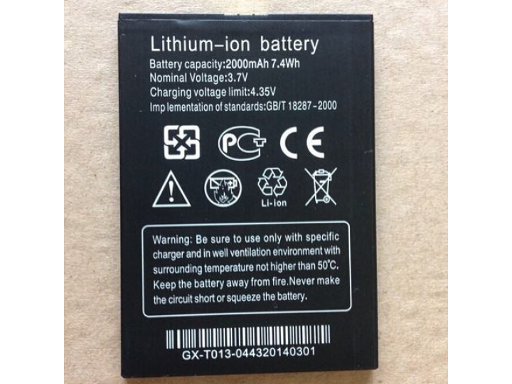 Фирменная аккумуляторная батарея 2000 mah на телефон  ThL W200s + инструменты для вскрытия + гарантия..