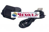 Фирменное оригинальное USB-зарядное устройство/док-станция для умных смарт-часов TomTom Runner Cardio GPS Watch + гарантия