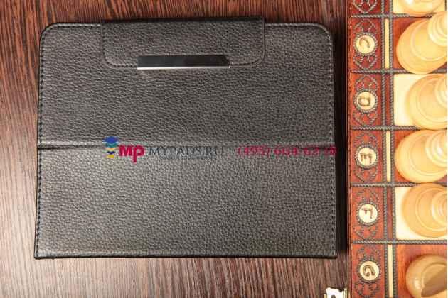 Чехол-обложка для Treelogic Brevis 702WA C-Touch кожаный цвет в ассортименте