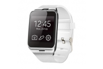 Фирменные оригинальные умные смарт-часы UWatch DZ09 Smart Watch в стальном корпусе с силиконовым ремешком