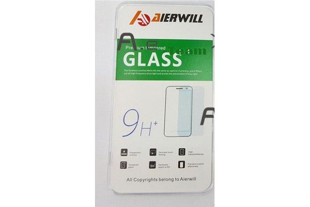 Фирменное защитное закалённое противоударное стекло премиум-класса из качественного японского материала с олеофобным покрытием для Ulefone Be Touch 2
