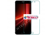 Фирменное защитное закалённое противоударное стекло премиум-класса из качественного японского материала с олеофобным покрытием для телефона Umidigi Z1 / Umidigi Z1 Pro