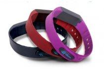 Фирменный сменный силиконовый ремешок для фитнес-браслета Vidonn X6s разноцветный
