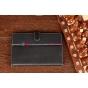 Чехол-обложка для Wexler TAB 7000 черный кожаный