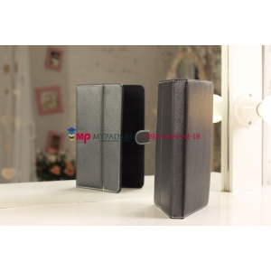 Чехол-обложка для Wexler TAB 7i 8Gb\16Gb\8Gb 3G\16Gb 3G черный кожаный