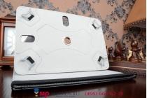Чехол с вырезом под камеру для планшета WEXLER .TAB 10q роторный оборотный поворотный. цвет в ассортименте