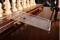 """Фирменная ультра-тонкая полимерная из мягкого качественного силикона задняя панель-чехол-накладка для Xiaomi MI MIX 6.4"""" прозрачная"""