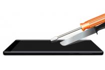 """Фирменное 3D защитное изогнутое стекло с закругленным изогнутым краем которое полностью закрывает экран / дисплей по краям с олеофобным покрытием для Xiaomi MI MIX 6.4"""""""