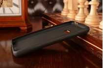 """Фирменная ультра-тонкая полимерная из мягкого качественного силикона задняя панель-чехол-накладка для Xiaomi Mi 4S тематика """"все цвета радуги"""""""