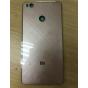 Родная оригинальная задняя крышка-панель которая шла в комплекте для  Xiaomi Mi 4S золотая..