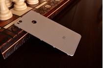 Родная оригинальная задняя крышка-панель которая шла в комплекте для  Xiaomi Mi 4S золотая