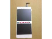 Фирменный LCD-ЖК-сенсорный дисплей-экран-стекло с тачскрином на телефон Xiaomi Mi 4S белый + гарантия..