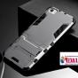 """Противоударный усиленный ударопрочный фирменный чехол-бампер-пенал для Xiaomi Mi5s 5.15"""" серый"""