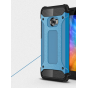 Противоударный усиленный ударопрочный фирменный чехол-бампер-пенал для Xiaomi Mi Note 2