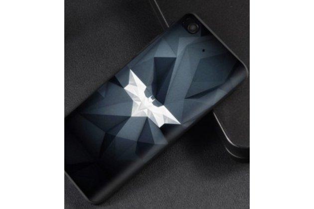 """Фирменная необычная уникальная пластиковая задняя панель-чехол-накладка для Xiaomi Mi Note 2"""" """"тематика Летучая мышь"""""""
