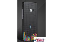 """Фирменная необычная уникальная пластиковая задняя панель-чехол-накладка для Xiaomi Mi Note 2"""" """"тематика Тетрис"""""""