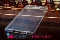 Фирменная ультра-тонкая полимерная задняя панель-крышка-накладка для Xiaomi Mi Note/Mi Note Pro белая