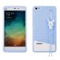 Фирменная необычная уникальная полимерная мягкая задняя панель-чехол-накладка для Xiaomi Mi Note/Mi Note Pro  ..