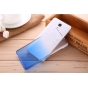 Фирменная из тонкого и лёгкого пластика задняя панель-чехол-накладка для Xiaomi Mi 4i прозрачная с эффектом до..