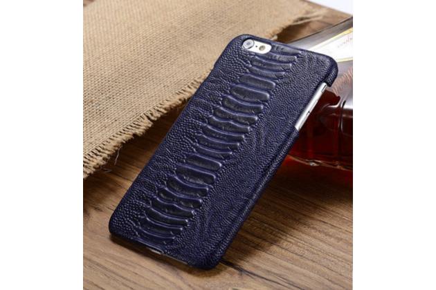 Фирменная элегантная экзотическая задняя панель-крышка с фактурной отделкой натуральной кожи крокодила для Xiaomi Mi5. Только в нашем магазине. Количество ограничено.