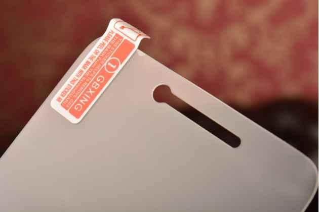 Фирменное защитное закалённое противоударное стекло премиум-класса из качественного японского материала с олеофобным покрытием для Xiaomi Mi5