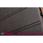 """Фирменный умный тонкий легкий чехол для Xiaomi Mipad 2 7.9 """" (IPS Intel X5-Z8500) """"Il Sottile"""" черный пластиковый"""