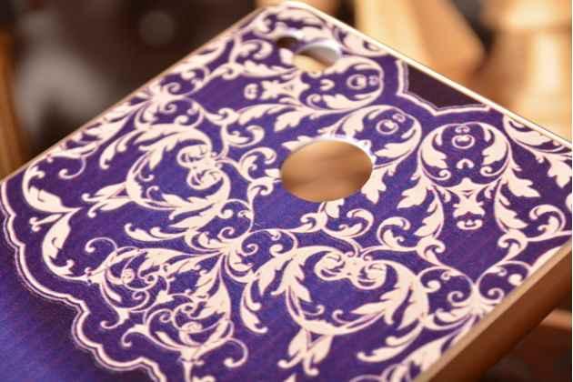 """Фирменная роскошная задняя панель-чехол-накладка из металла с объемным  3D изображением  на Xiaomi Redmi 3 Pro/ 3S 5.0 с безумно красивым рисунком  """"Тематика Винтажный стиль"""""""
