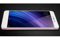 Фирменное защитное закалённое противоударное стекло премиум-класса из качественного японского материала с олеофобным покрытием для телефона Xiaomi Redmi 4A