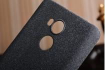 """Фирменная ультра-тонкая силиконовая задняя панель-чехол-накладка с защитой боковых кнопок для Xiaomi Redmi 4 Pro 3GB+32Gb/ Android 6.0 / 1920:1080 / 5.0"""" / вспышка слева черная"""