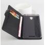 Фирменный чехол-книжка из качественной импортной кожи с мульти-подставкой застёжкой и визитницей для Сиаоми Ре..
