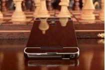 """Фирменная металлическая задняя панель-крышка-накладка из тончайшего облегченного авиационного алюминия для Xiaomi Redmi Note 3 /Xiaomi Redmi Note 2 Pro 5.5""""  черная"""