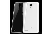 Фирменная ультра-тонкая полимерная из мягкого качественного пластика задняя панель-чехол-накладка для Xiaomi Redmi Note прозрачная