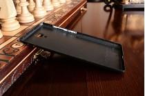 Родная оригинальная задняя крышка-панель которая шла в комплекте для Xiaomi Redmi Note 1 /Hongmi Note черная