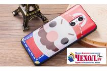 """Фирменная необычная уникальная пластиковая задняя панель-чехол-накладка для Xiaomi Redmi Pro 5.5"""" """"тематика супер Марио"""""""