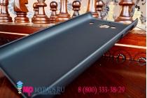 """Фирменная задняя панель-крышка-накладка из тончайшего и прочного пластика для Xiaomi Hongmi 2 2A/ Redmi 2 / Redmi 2 Pro 4.7"""" черная"""