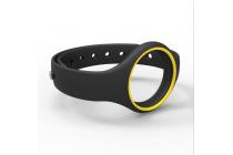 """Фирменный необычный сменный силиконовый ремешок  для фитнес-браслета Xiaomi Amazfit Band"""" разноцветный"""