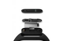 Фирменный оригинальный спортивный умный смарт-фитнес браслет Xiaomi Mi Band 2 с пульсометром/датчиком пульса + гарантия