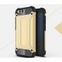 Противоударный усиленный ударопрочный фирменный чехол-бампер-пенал для Xiaomi Mi6 золотой..