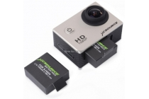 Фирменное USB-зарядное устройство на 1100mAh для аккумуляторов/батареек спортивной экшн-камеры SJ4000
