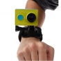 Фирменный эластичный браслет-ремень для крепления портативной спортивной экшн-камеры Xiaomi Yi на руку..