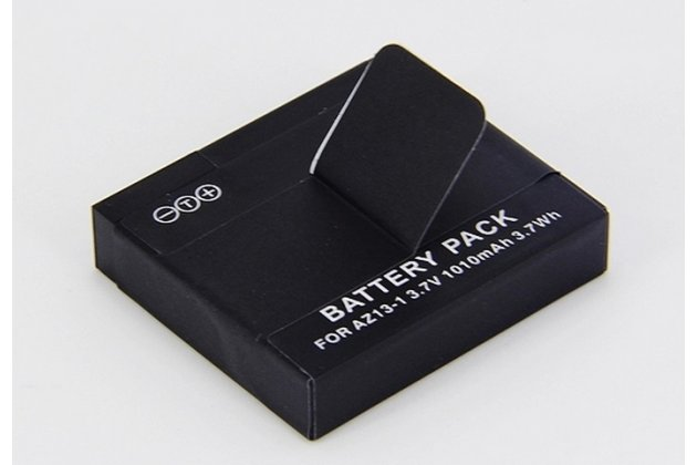 Фирменная оригинальная аккумуляторная батарея 1010mAh для спортивной видео-экшн-камеры Xiaomi Yi + гарантия