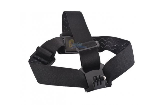 Фирменный эластичный пояс-ремень для крепления портативной спортивной экшн-камеры Xiaomi Yi на голову